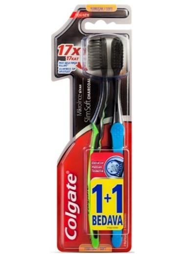 Colgate Colgate Mikro Ince Yumuşak 2'Li Diş Fırçası Renksiz